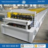 Máquina del piso de acero galvanizado Plataforma rodante