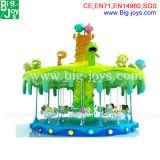 Merry Go Round equipamentos de playground (carousel-013)