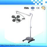 De dubbele Lamp van de Verrichting Shadowless van de Koepel Medische Lichte