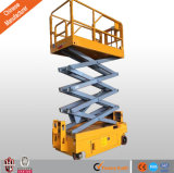Elevadoras Plataforma elevadora de tijera móvil