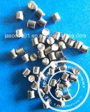 Aluminuim сняло/съемка провода отрезока алюминия, съемка провода отрезока стали углерода, рихтуя съемка, съемка стали песчинки взрывать песка