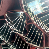 Extrusion en aluminium/profil en aluminium avec des angles droits