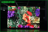 Ledsolution P6 farbenreiche LED-Innenbildschirmanzeige