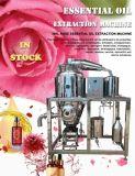 ジャスミンは機械を蒸溜する