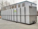 Tipo subterráneo depuradora de aguas residuales de la lechería, tratamiento de aguas industrial