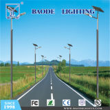 10m Arm Galvanized Round und Conical Street Lighting Pole (BDP-10)