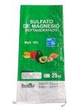 Remise en polypropylène vierge de grains de riz PP Sac tissé d'engrais d'alimentation