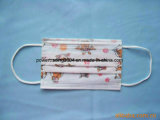 Maschera di protezione stampata vendita calda per 3 monouso