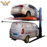 ダブルスペースの駐車または駐車機械上昇