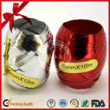 Gedrucktes kräuselnfarbband-Ei für Geschenk-Verpackung