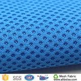 날실에 의하여 뜨개질을 하는 간격 장치 직물 2823 폴리에스테 3D 공기 메시 직물