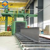Steel Surfaces H Beam Shot Blasting Machine