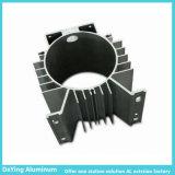 Perfiles de aluminio industriales del disipador de calor de la precisión de aluminio de la fábrica