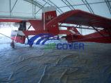[12إكس20م] يهندس صنع وفقا لطلب الزّبون خارجا باب تخزين أراق خيمة, طائرة حظيرة, [هوليكبتر] ([جيت-396516])