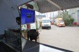 Plaque en aluminium Mobile Kiosque alimentaire panier personnalisé