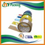 Bande adhésive transparente d'emballage de la qualité BOPP