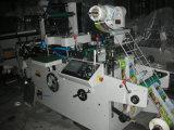Full-Automatic Rolar-Rolar a máquina cortando