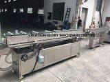 Машинное оборудование пластмассы прессуя для производить трубопровод переплетенный PVC усиленный