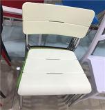 Мебель PP банкета стула деревянной ноги пластичная обедая стул