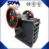 Moteur diesel de broyeur de maxillaire de vente chaude de Sbm PE900*1200 petit, usine primaire de pierre à chaux