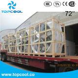 El ventilador de recirculación de fibra de vidrio Vhv72-2015 de productos lácteos e Industrial
