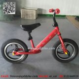 12人のインチの強い鋼鉄車輪が付いている軽量の子供の実行のバイク、