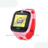 3G WiFi камеры детей/ребенка GPS Tracker смотреть с Multi-Languages