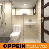 Австралия квартира белый современной деревянной HPL кухня Домашняя мебель (OP15-HS5)