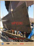 油圧上昇システム上下タンク建設用機器か持ち上がるシステム