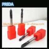Het Carbide van Preda de Hoek die van het Punt van 90 Graad de Bits van de Boor bevlekken