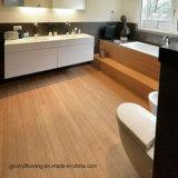 Le meilleur plancher de luxe de vente de PVC de planche de vinyle de configuration desserrée de 5mm