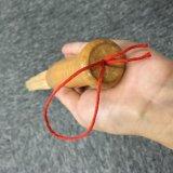 手持ち型の木製の木の背部マッサージャーの棒