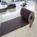 Crossfit ha riciclato la stuoia commerciale del pavimento di ginnastica del rullo di gomma di SBR