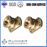 Bronze/CNC de cobre da ferragem/acessórios da precisão que faz à máquina para o carro/auto peças de motor