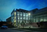 Qualität Steelstructure aufbauende Glaswände