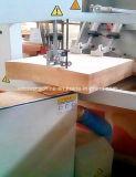Table coulissante CNC pour Courbe de scie de coupe de bois