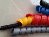 Farben-gewundener Schlauch-Schutz für hydraulischen Schlauch
