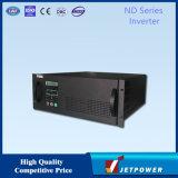 ND Serie 220VDC en/220VAC fuera inversor con certificado CE (1kVA~30kVA)