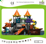 Kaiqi Large Ship Themed Children's Playground (KQ20082A)