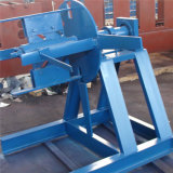 Stahlmaschine hydraulisches Uncoiler des ring Decoiling Systems-Decoiler