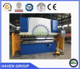 Freio da imprensa hidráulica do CNC WE6K-100X2000 e máquina de dobra da placa de metal