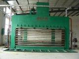 Máquina quente Multi-Layer da imprensa para o Woodworking