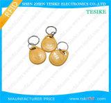 Puce abs coloré TK4100 125kHz touche Smart Key Fob RFID