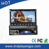 GPS 항법 HD 두 배 2 DIN 차 대시에 있는 입체 음향 DVD 플레이어 Bluetooth 라디오 MP3