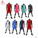 Healong 재고 팀 착용 승화 다채로운 농구 세트