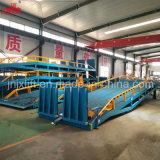 6-15ton Ce ISO keurde de Hydraulische Mobiele Helling van het Dok van de Lading van de Container van de Vorkheftruck van het Dok Met de Prijs van de Fabriek goed