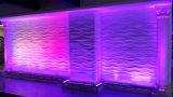 Lumière linéaire de construction de bande extérieure de l'éclairage DEL