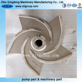 ANSI Goulds 3196 Pump Impeller in Stainless Steel