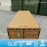 Neue zweite Handversandbehälter Australien-Neuseeland 20FT 40gp 40hq