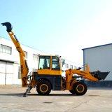Backhoe van de Verkoop van China de Hete Gravende Tractor van de Lader Wz30-25